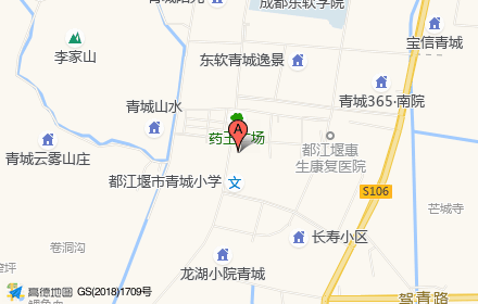 青城里位置-小柯网
