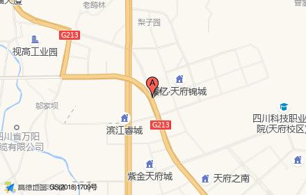 聚亿天府锦城位置-小柯网