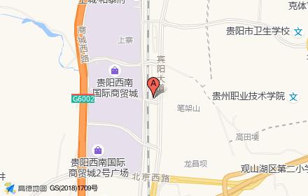 碧桂园西南上城位置-小柯网
