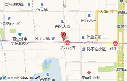大茂城位置-小柯网