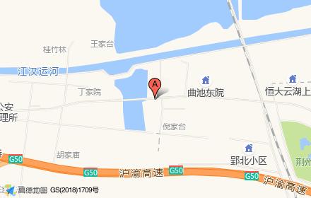 荆州恒大云湖上苑位置-小柯网