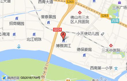 博雅滨江位置-小柯网