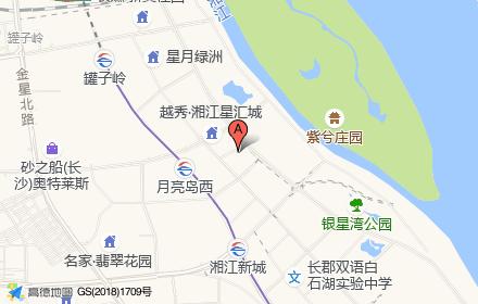 长房润和湘江玥位置-小柯网