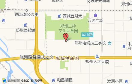 和昌湾景国际位置-小柯网