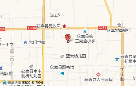 荣盛国际广场位置-小柯网