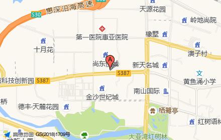 新华联广场位置-小柯网