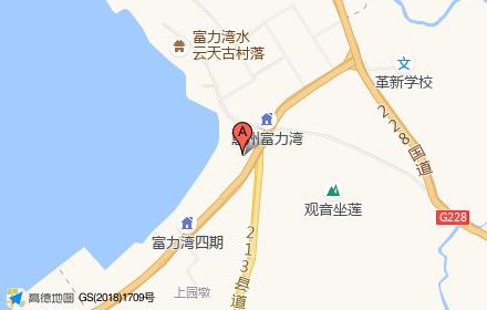 惠州富力湾位置-小柯网