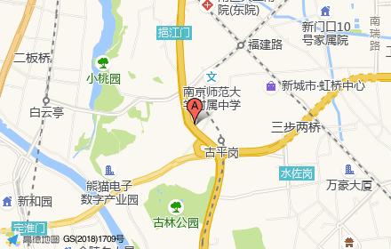 沁林雅苑位置-小柯网