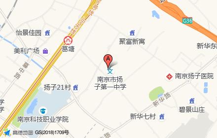 欣城峰景位置-小柯网