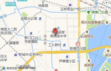 将军庙40号地块位置-小柯网