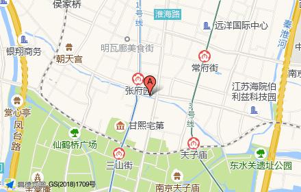 中山乐都汇购物中心项目位置-小柯网