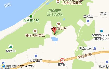 江雁云谷山庄位置-小柯网