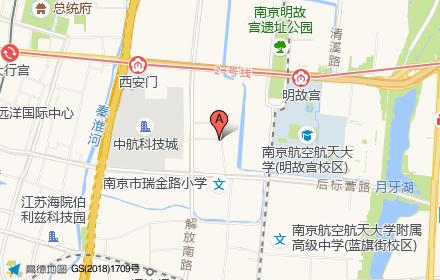 南京常发广场位置-小柯网