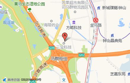 中垠紫金公馆位置-小柯网