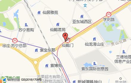 中南魔力月光广场位置-小柯网
