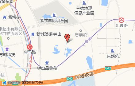紫金上林苑位置-小柯网