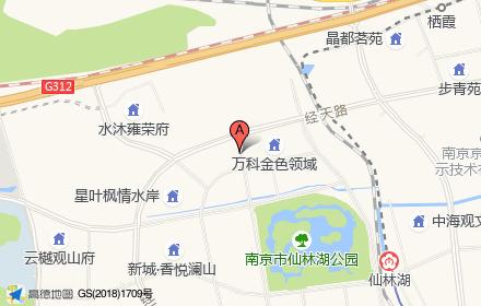 新城香悦澜山位置-小柯网