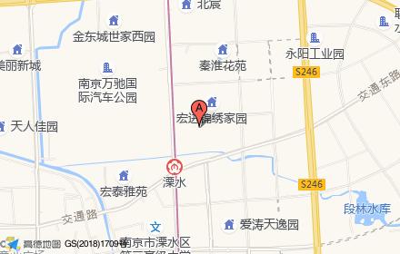 尚城领寓位置-小柯网