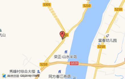 春江山居位置-小柯网