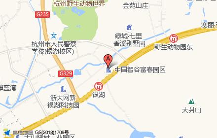 富阳中国智谷位置-小柯网