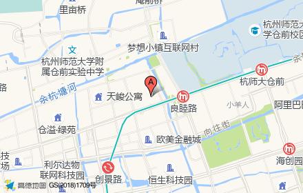 奥克斯.杭州未来中心位置-小柯网