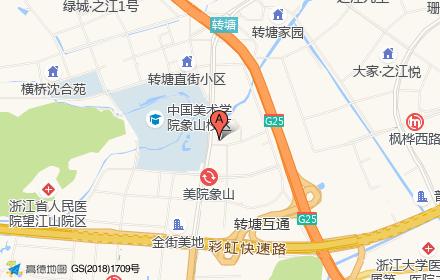 象山国际广场二期位置-小柯网