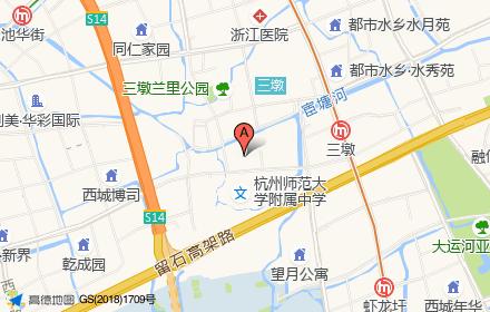 中旅紫金名门商铺位置-小柯网