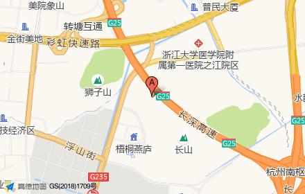 之江发展大厦位置-小柯网