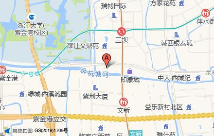 杭州五洲国际广场商铺位置-小柯网