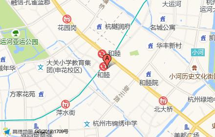 七乐汇商业广场位置-小柯网