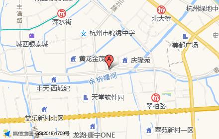 滨江.金色蓝庭位置-小柯网