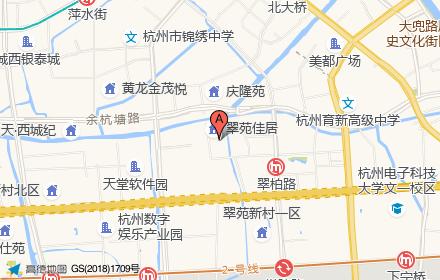 世茂广场天誉位置-小柯网
