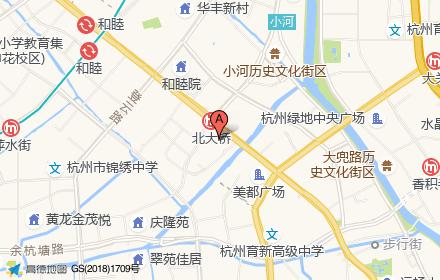 中粮杭州大悦城位置-小柯网