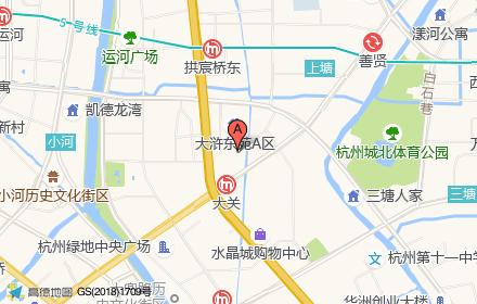 绿地.中央广场位置-小柯网