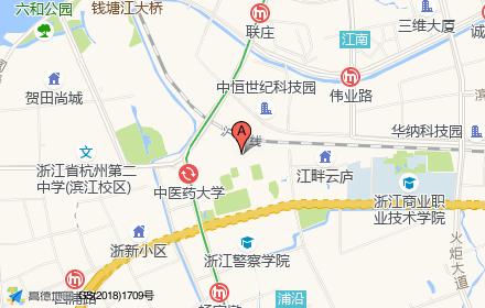 江南文苑位置-小柯网