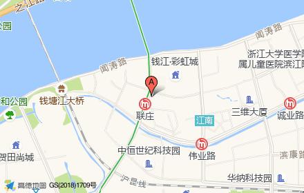 江涛阁位置-小柯网