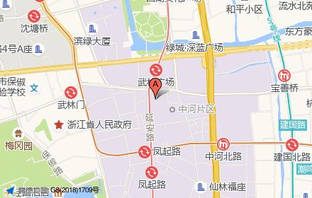 杭州国际商务中心位置-小柯网