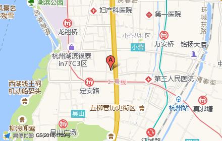 吴山商务综合楼位置-小柯网