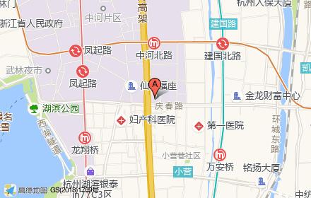延安路3号位置-小柯网