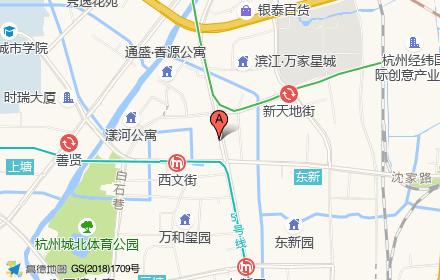 蔚蓝国际大厦位置-小柯网