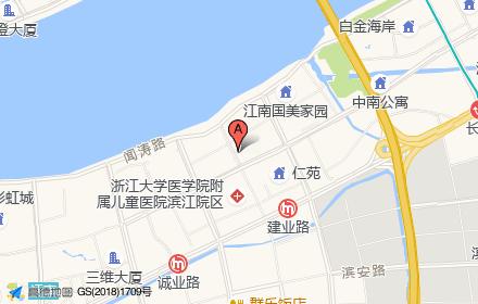 滨江宝龙城市广场位置-小柯网