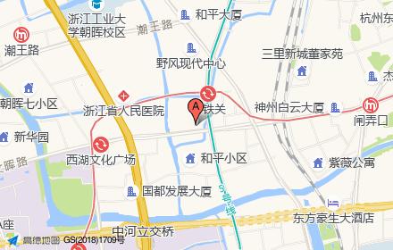 中山花园位置-小柯网