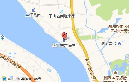 滨江东方海岸位置-小柯网
