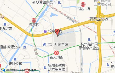 杭州新天地位置-小柯网