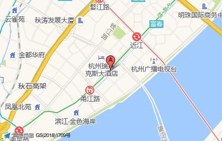 滨江.金色海岸位置-小柯网