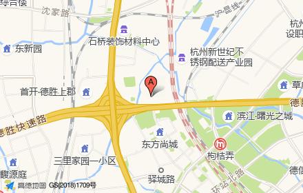 天阳尚城国际位置-小柯网