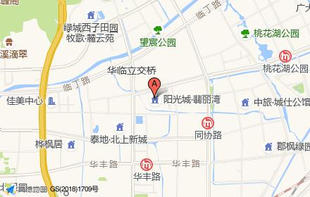 杭州阳光城翡丽湾位置-小柯网
