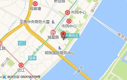 近江东路位置-小柯网