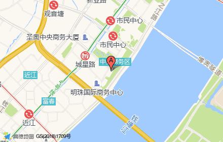 金基.明珠国际商务中心位置-小柯网