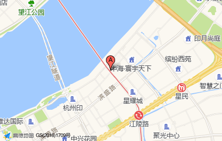 汉峰.峰公馆位置-小柯网